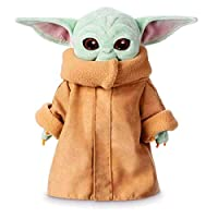 Baby Yoda Plush Figure Toys, Star Wars 11.8 inch The Child Yoda Plush Toys Baby Yoda Stuffed Doll from The Mandalorian