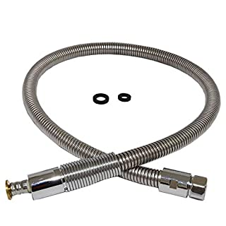 Complete Pre-Rinse Hose AJHA010 Replacement for MECHLINE AQUAJET Kitchen Sprays
