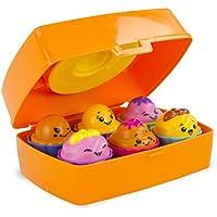 TOMY Lernspaß Cupcakes Kinderspielzeug - spielerisch Farben und Formen lernen / Babyspielzeug ab 10 Monate und unterhaltsames Spiel für Kleinkinder