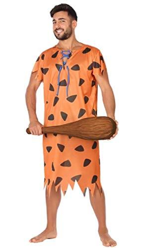 er Jahre Cartoon Caveman Karneval TV-Buch Film Hirsch Kostüm Outfit M XL ()