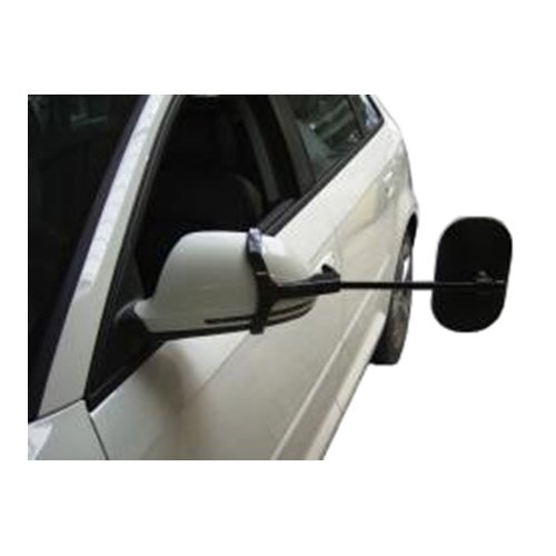 Price comparison product image EMUK Special caravan mirror Carfor Galaxy 08- Left + Right Black 1 Set 100625