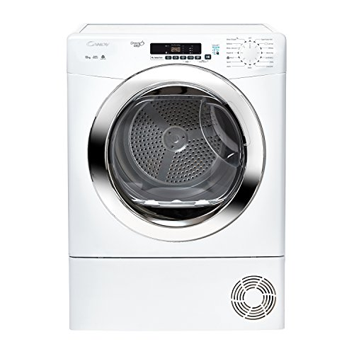 Candy GVSC10DCG B Rated 10kg Condenser Tumble Dryer in White