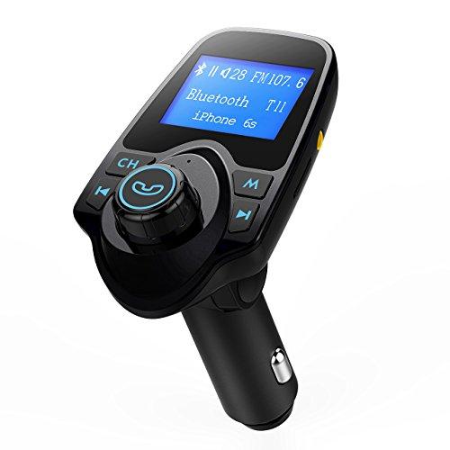 Mpow Transmetteur Bluetooth FM Grand Ecran
