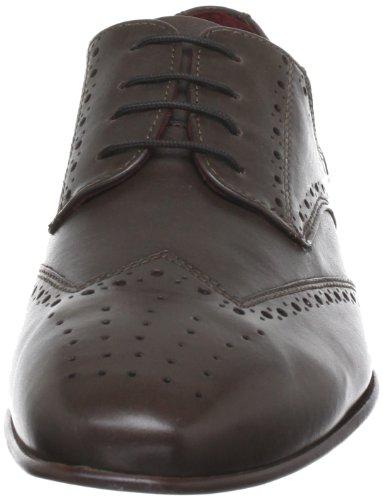 Manz Eros Ago G, Chaussures À Lacets Pour Hommes Marron (tdmoro 110041)