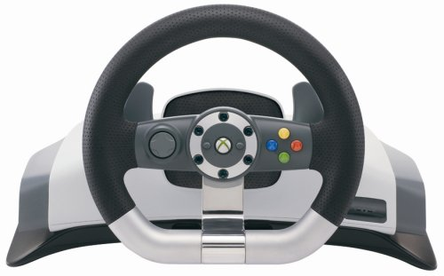 Xbox 360 - Lenkrad Racing Wheel Wireless