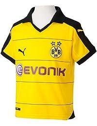 Puma Bvb Home R Dortmund Maillot Garçon