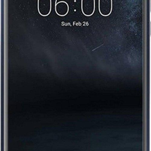 Nokia 6 Dual SIM 32GB Tempered Blau SIM Free