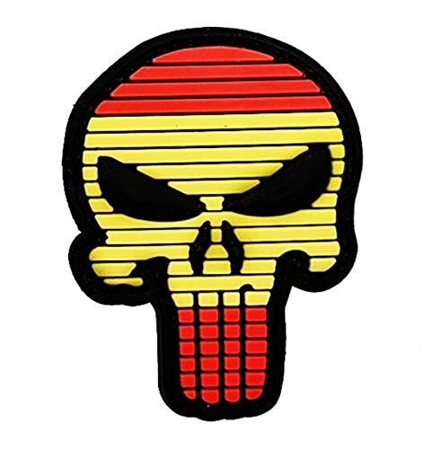 Ohrong Parche de bandera nacional de España Molon Labe Parche...