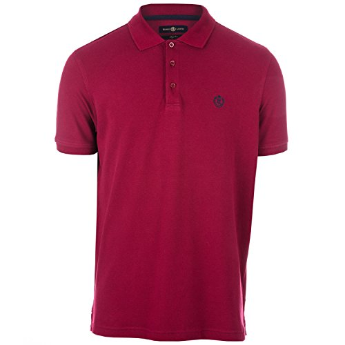 Henri Lloyd MI000001 Cowes Regular Polo Top Plum