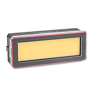 UKHP Aputure AL-MW IP68 10m Underwater Pocket Size 10W LED Light with Metal Body Cleaning Cloth