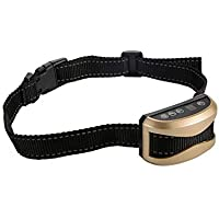 Tutmonda Recargable LED Collar Inteligente Control de ladridos Deja ladrar Perro Mascota Anti-ladrido Accesorios Entrenamiento