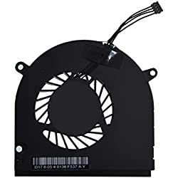 iParaAiluRy Laptop CPU ventilateur de refroidissement pour Apple Macbook Pro 13 & quot; Unibody A1278 A1280 A1342