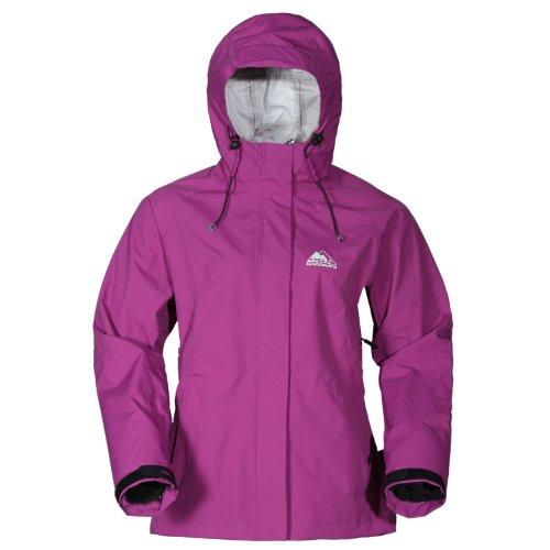 hundeinfo24.de Cox Swain Damen 2,5-Lagen Outdoor Funktions Trekking Jacke Mia Top Preis Leistung, Colour: Lilac, Size: L