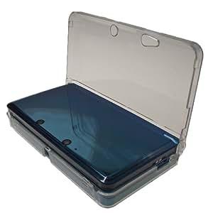 igadgitz étui housse en Cristal pour Nintendo 3DS + un ensemble de 2 protecteurs d'écran