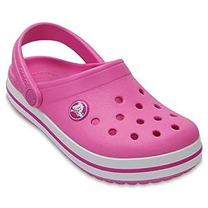 Crocs Crocband Girls Clog in Pink