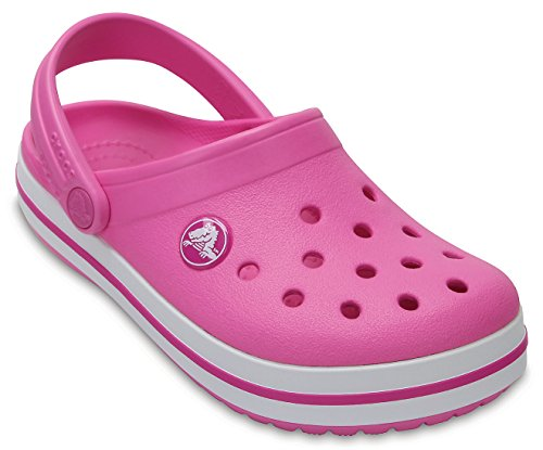 Crocs Crocband Girls Clog in Pink