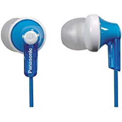 Panasonic RP-HJE120E Ecouteurs intra auriculaires Bleu