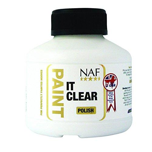 Naf Naf Peinture Il Sabot polish- Choisir votre couleur. Transparent Transparent