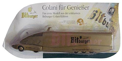 Preisvergleich Produktbild Bitburger Nr.58 - Colani für Genießer - Sattelzug
