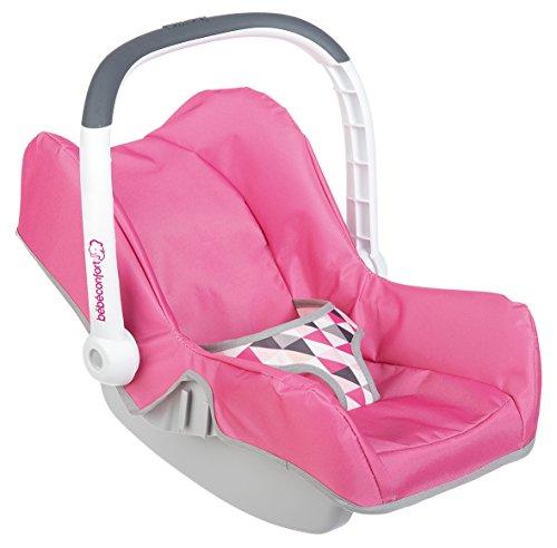 Smoby - 240225 - Bébé Confort Siège avec Poignée Orientable - Coffre de Rangement