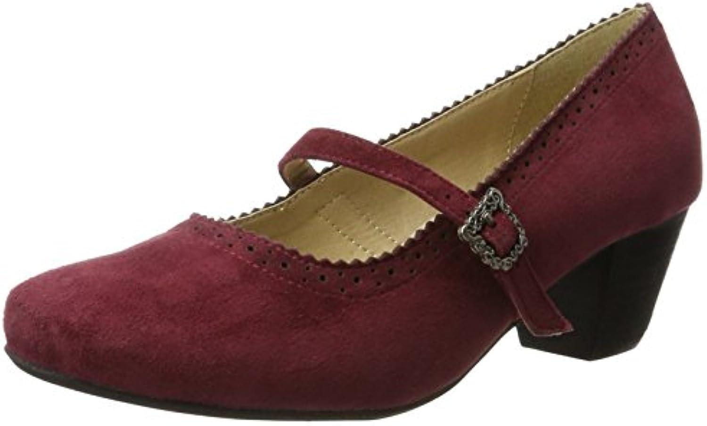 Hirschkogel 3003400, Zapatos de Tacón con Punta Cerrada para Mujer