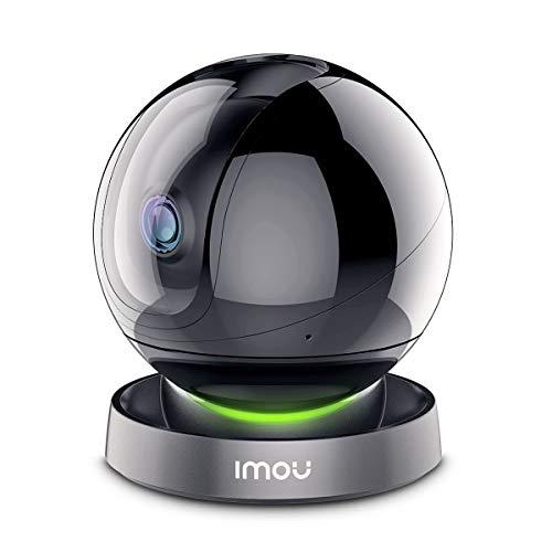 Imou IP Kamera 1080P WLAN Überwachungskamera für Innen, KI-Bewegungsverfolgung & Geräuscherkennung & Datenschutz, Alexa kompatibel, 360°Schwenkbar Audio Nachtsicht, EU Cloud, Baby Monitor