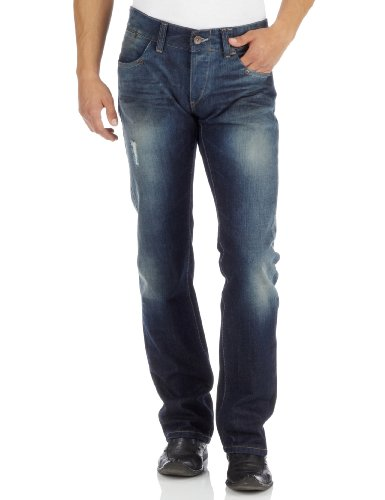 Hilfiger Denim Rogar MVI 1950827100 Herren Jeans, Gr. 32/ 30, Blau (MISSOURI VINTAGE 929)