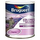 Bruguer-Pintura colores del mundo Japón matiz de violeta 750 ml