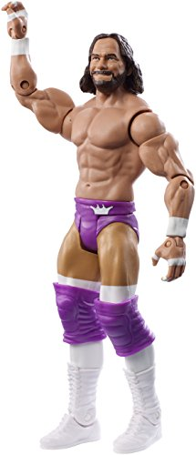 WWE Basic Figur - (Mattel)