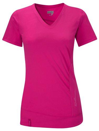 Salomon Whisper II T-Shirt pour femme - Rose