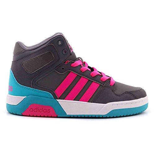 brand new 33248 2019f Adidas Bb9Tis Mid K, Scarpe da Fitness Unisex-Bambini, Grigio (Gricua