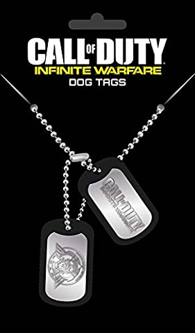 GB Eye LTD, Call of Duty Infinite Warfare, Logo, Médaille