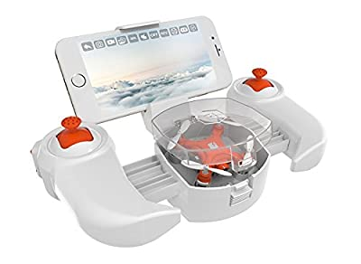 SKEYE Nano 2 FPV Drone Quadcopter UAV that's RTF with HD camera, WiFi controlled with iOS and Android app with altitude hold, First Person View