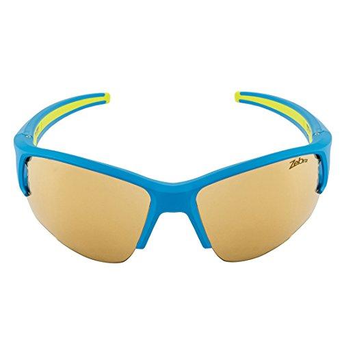 Julbo Venturi Zebra Sonnenbrille X-Large blau/grün