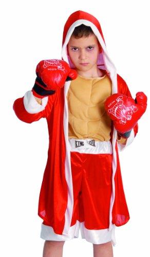 Imagen principal de Disfraz Infantil 7-9 años BOXEADOR I