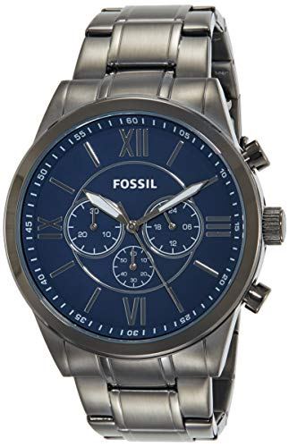 Fossil Other - Me Analog Blue Dial Men's Watch_BQ1126