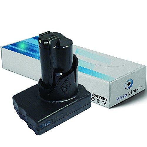 Batterie pour AEG Milwaukee 2470-21 cisaille à PVC 3000mAh 12V -...