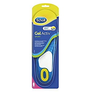 Scholl Gel Activ Everyday Solette Uso Quotidiano