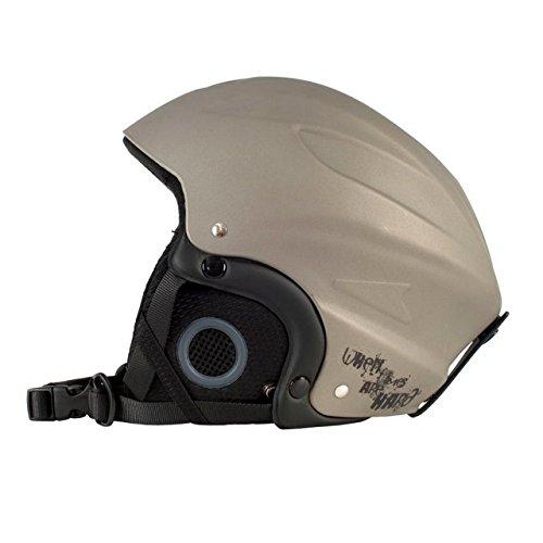 Trespass Skyhigh Sport Ski-Helm (Medium) (Titan)