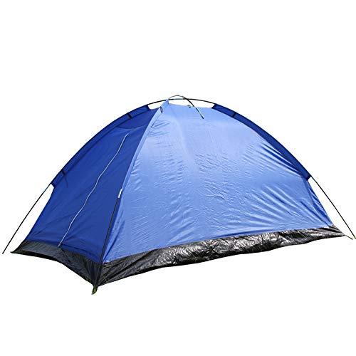 Outdoor Double Single Layer Paar - Strandzelt 200 * 120 * 110Cm Blau 200 * 120 * 110Cm