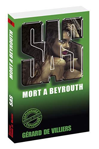 SAS 26 Mort à Beyrouth par Gerard de Villiers