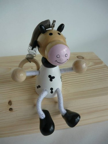 vache à ressort