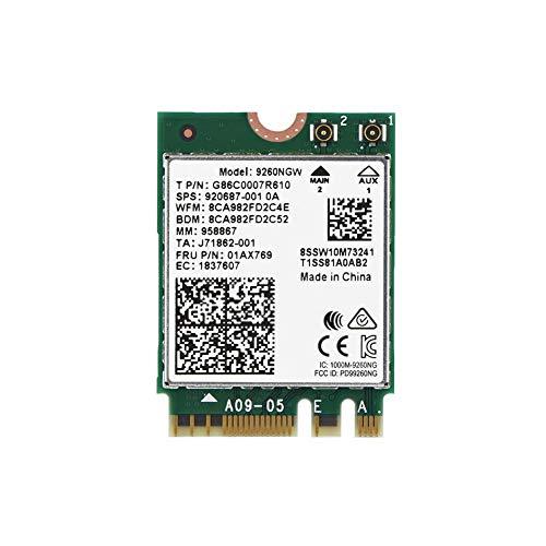 Adaptador Red Alta Velocidad Mini Tarjeta PCI Express