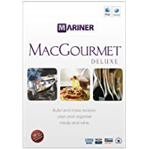 MacGourmet Deluxe 3.0 (Mac)