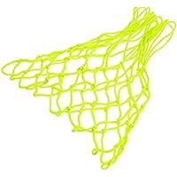 perfk Red De Baloncesto del Reemplazo del Borde del Aro del Estándar Al Aire Libre Durable Interior Luminoso