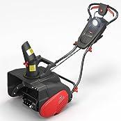 ROTENBACH Elektro Schneefräse Kehrmaschine Schneeschieber 2000W