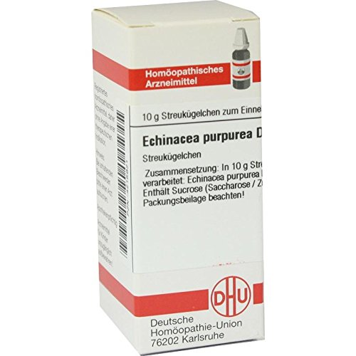 Echinacea Purpurea D 2 Gl 10 g -