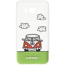 Callate la Boca CBCAR004 - Carcasa para Samsung J5 2016, diseño Furgo