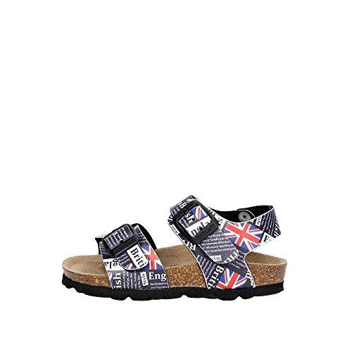 Grunland SB0723-40 Sandale Garçon Bleu