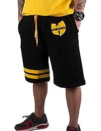 Wu Wear - Wu Tang Clan - Wu Wear 36 Sweatshort - Wu-Tang Clan Tamaño L, Color asignado Black